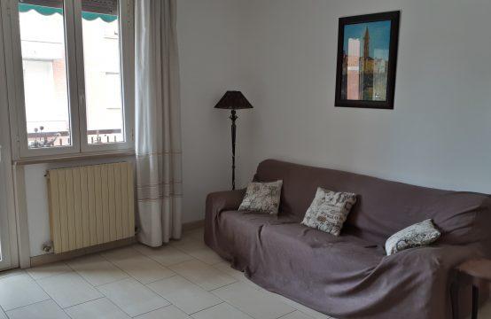 Appartamento centrale con 3 camere